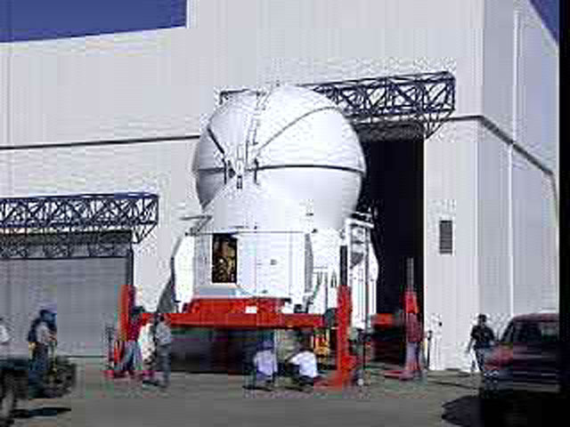 First Auxiliary Telescope for the VLT