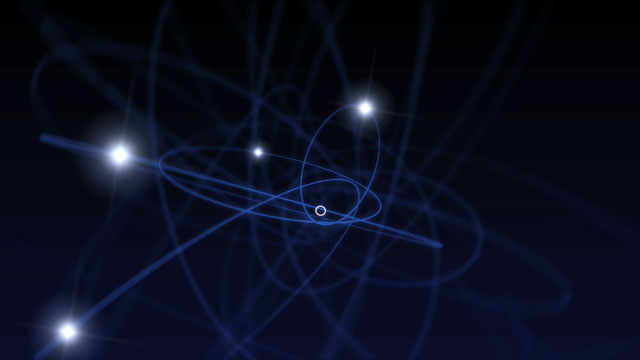 A Full Orbit of the Star S2 (without annotations)
