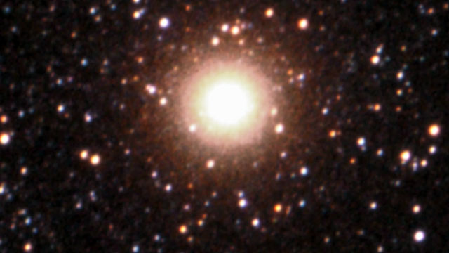 Zoom in on Betelgeuse