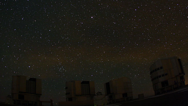 ESOcast 10: Gigagalaxy Zoom: El Cielo, desde el Ojo al Telescopio