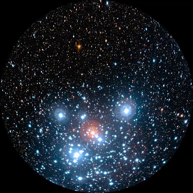 Resultado de imagen de Aquellos puntitos brillantes en el cielo Blog de emilio silvera