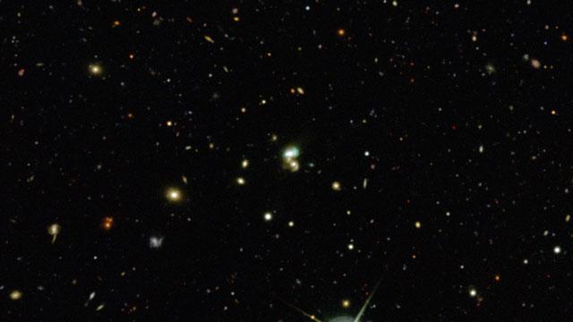 The green bean galaxy J2240