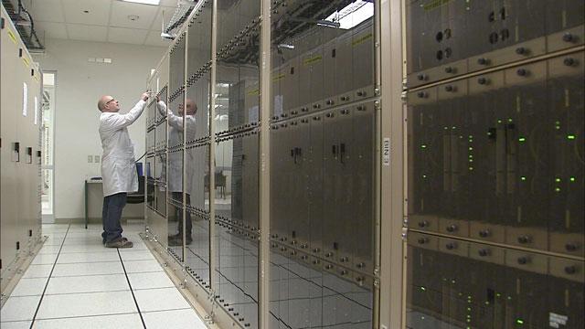 ESOcast 51: Supercomputador situado à altitude mais elevada está a postos