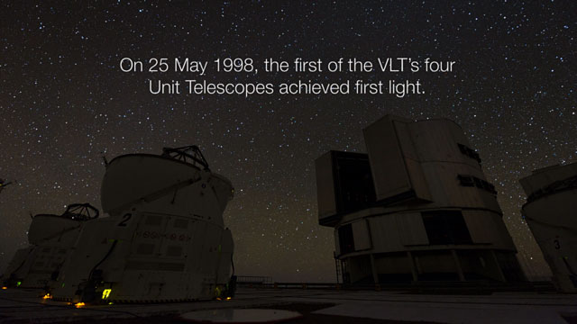 ESOcast 57: ESO´s VLT Celebrates 15 Years of Success