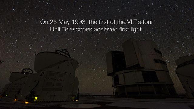 ESOcast 57: O VLT do ESO celebra 15 anos de sucesso