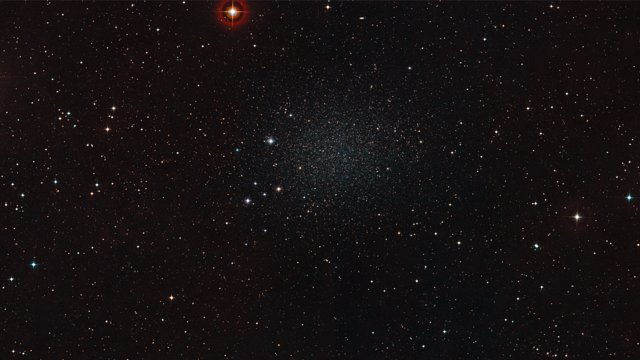 A close-up look at the Sculptor Dwarf Galaxy