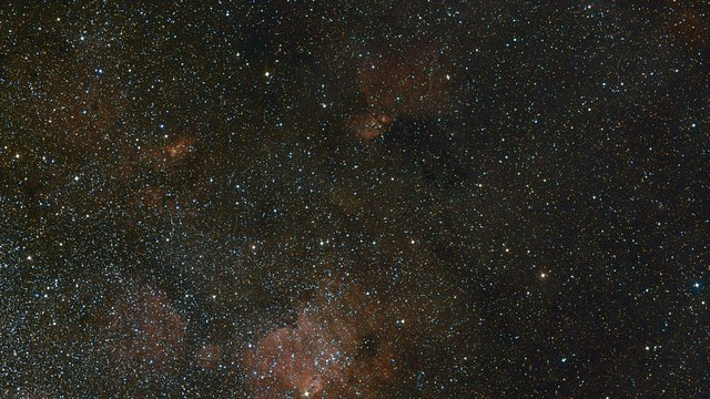 Zooming in on the heart of the Milky Way | ESO
