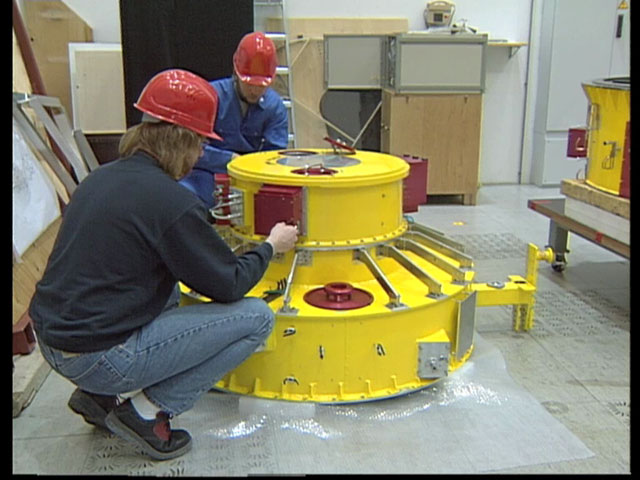 Tests of FORS - the First Major VLT Instrument