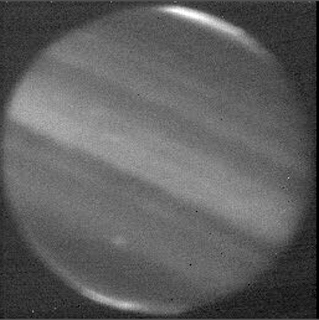ISAAC observes Jupiter Occultation