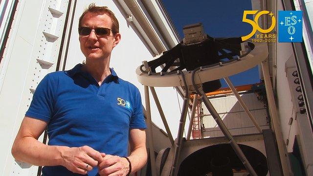 ESOcast 43: Visão Afiada - Episódio 3 do especial de aniversário de 50 anos do ESO