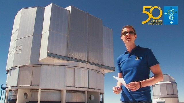 ESOcast 46: Capturando Luz -- episódio 5 do especial de 50 anos do ESO
