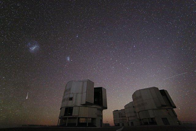 ESOcast 52: Stjörnuregn — vefvarp í tilefni af loftsteinadrífunni Geminítum