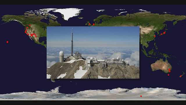 "ESOcast 7: Behind the scenes of ""Around the World in 80 Telescopes"""