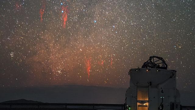 ESOcast 81: Duendes Vermelhos