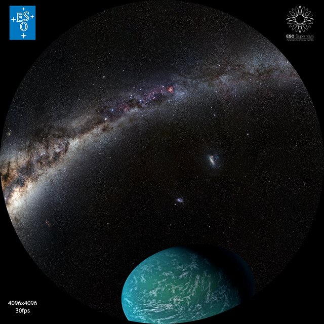 """""""From Earth to the Universe"""" — Kepler-22b"""