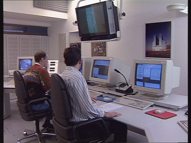 NTT Remote Control Room (Part 1)