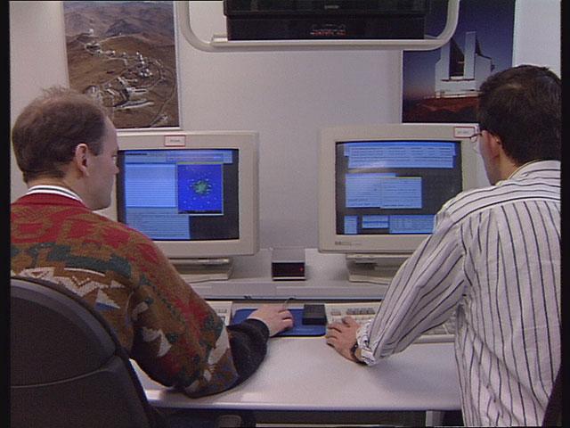 NTT Remote Control Room (Part 2)
