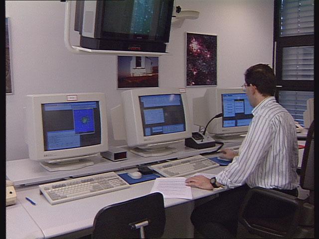 NTT Remote Control Room (Part 3)