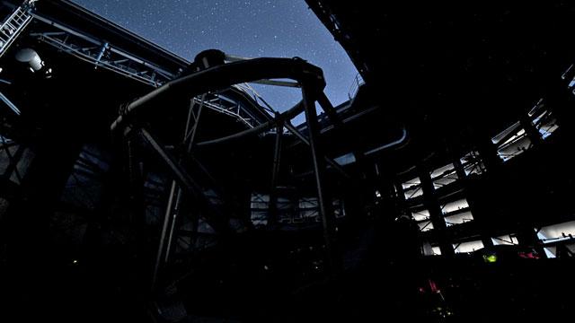 Inside UT1 (time-lapse)