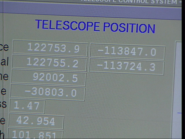 The Control Room for the La Silla Telescopes - 6
