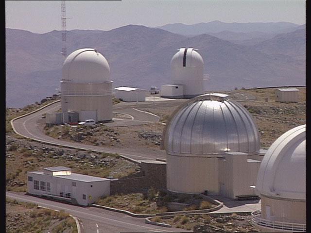 La Silla 2.2m Telescope in 1992 (Part 2)