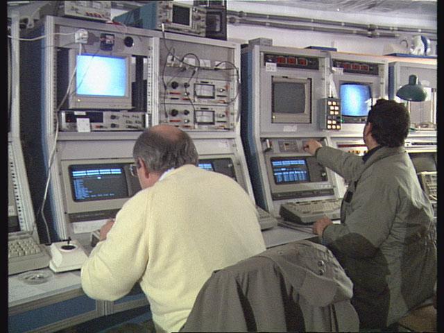 La Silla 2.2m Telescope in 1992 (Part 5)