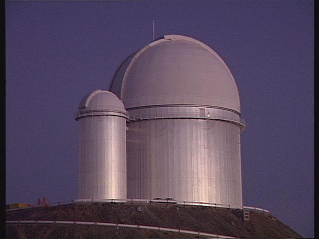 La Silla 3.6m Telescope in 1992 (Part 1)