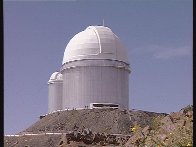 La Silla 3.6m Telescope in 1992 (Part 2)