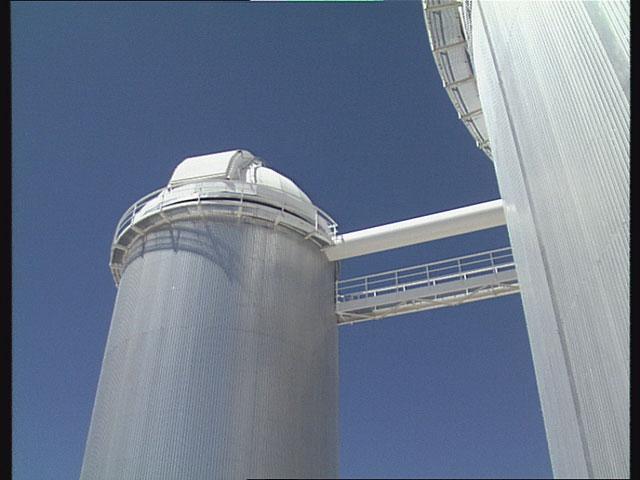 La Silla 3.6m Telescope in 1992 (Part 5)
