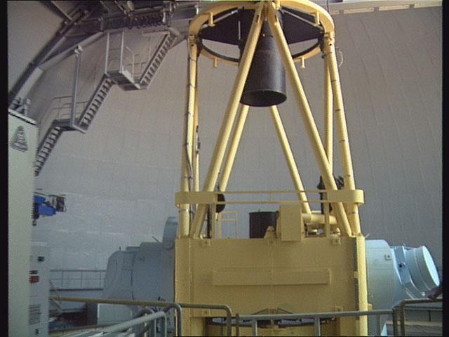 La Silla 3.6m Telescope in 1992 (Part 7)