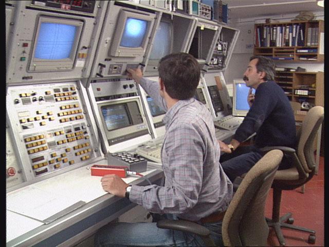 La Silla 3.6m Telescope in 1992 (Part 14)