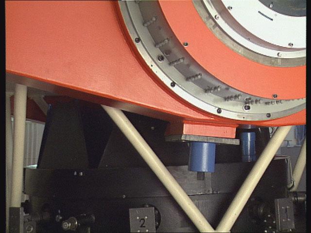 La Silla 3.6m Telescope in 1992 (Part 16)
