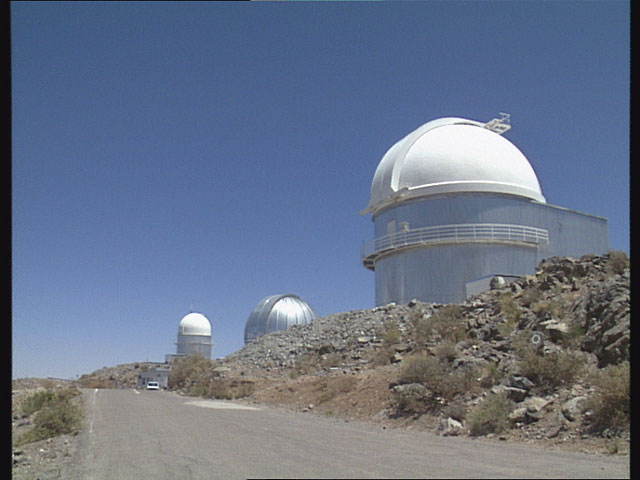 Schmidt Telescope (part 1)
