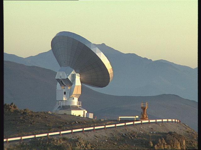Swedish ESO Submillimetre Telescope (part 1)