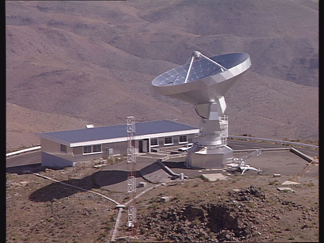 Swedish ESO Submillimetre Telescope (part 2)