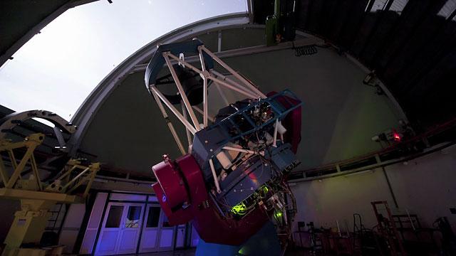 La Silla Time-lapse MPG/ESO 2.2-metre Telescope