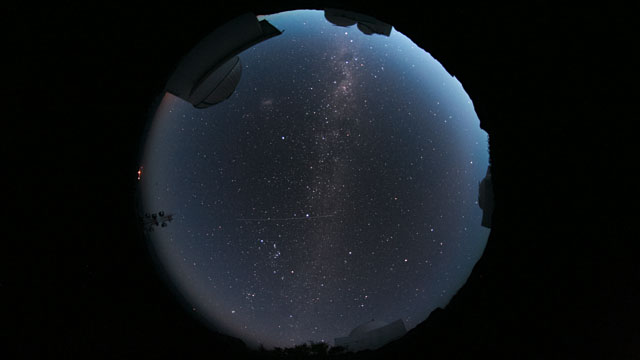 A Fish-eye Time-Lapse on La Silla (2)