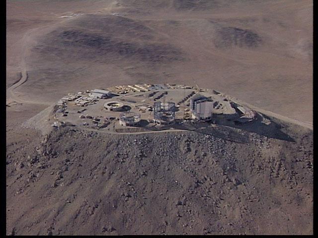 Paranal Aerial View1996b