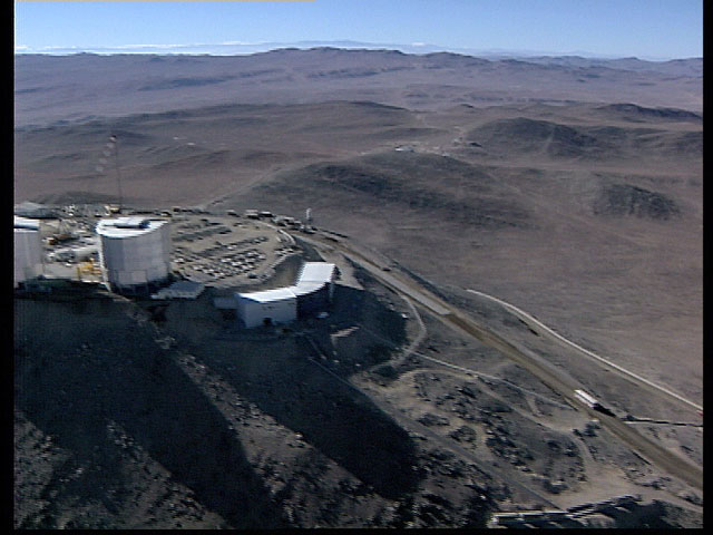 Paranal Aerial View1998c