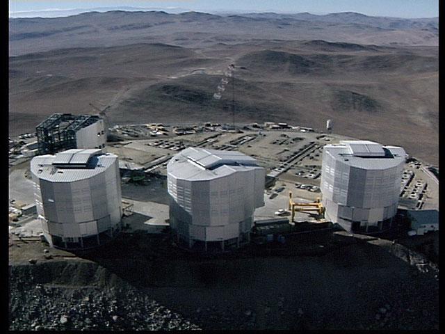 Paranal Aerial View 1998d
