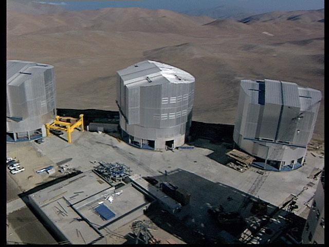 Paranal Aerial View1998e