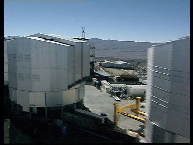 Paranal Aerial View1998f