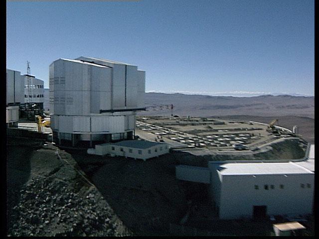 Paranal Aerial View1998g