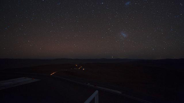 Paranal Time-lapse 2012(2a)