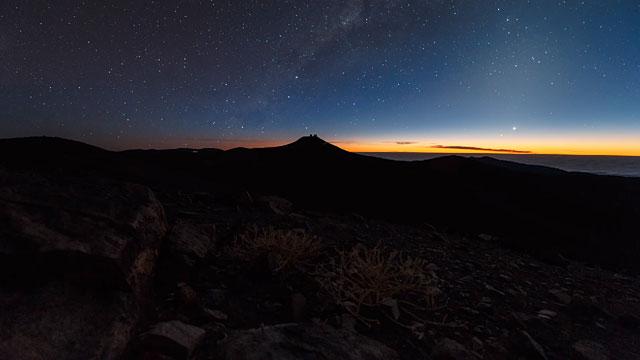 Paranal Time-lapse 2012(2d)