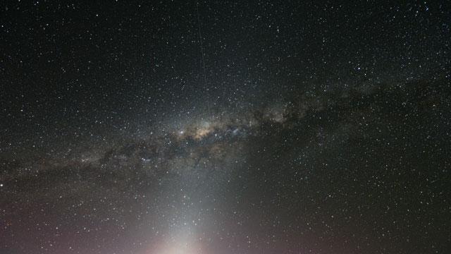 Paranal Time-lapse 2012a