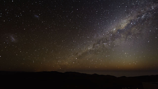 Paranal Time-lapse 2012i