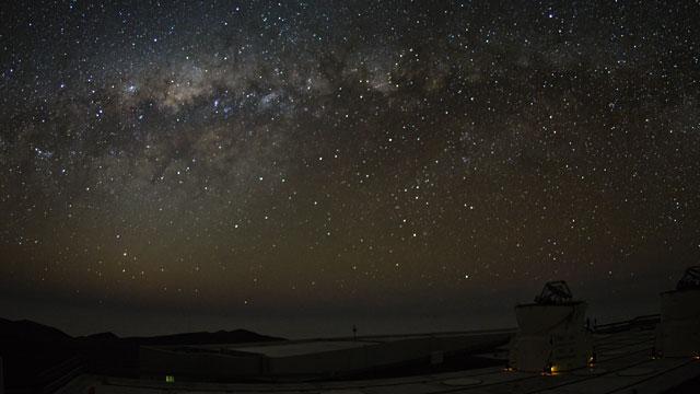 Paranal Time-lapse 2012j