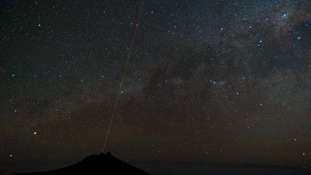 Paranal Time-lapse 2012m