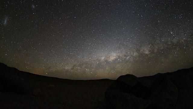 Paranal Time-lapse 2012p